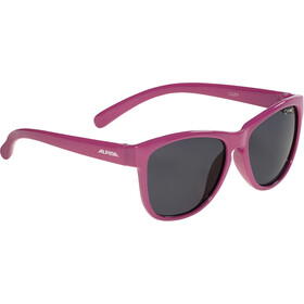 Alpina Luzy Kids Glasses Kids, berry
